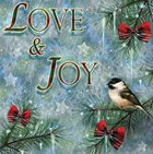 Christmas Boxed Cards Love & Joy Box