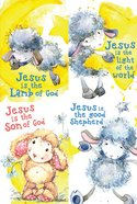 Notepad Set of 4: Lamb Series Stationery