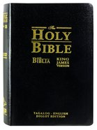 KJV Tagalog/English Bilingual Diglot Bible Hardback