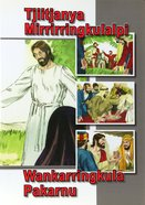 Jesus Died & Rose Again Easter Activity Book (Ngaanyatjarra) Booklet