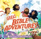 2020 Kids Calendar: Great Bible Adventures Calendar