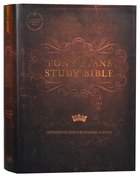 CSB Tony Evans Study Bible (Black Letter Edition) Hardback