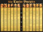 Wall Chart: Twelve Disciples (Laminated) Chart/card