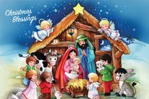 Christmas Card (Budget Pack D)
