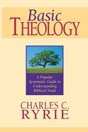 Basic Theology Hardback