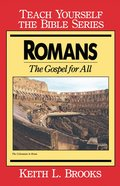 Romans (Teach Yourself The Bible Series) Paperback