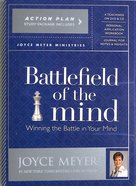 Battlefield of the Mind Action Plan (4 Cds + DVD + Study Guide + Journal) Pack
