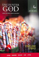 Encounter With God 2019 #04: Oct-Dec Paperback