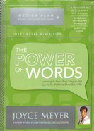 The Power of Words Action Plan (Kit Includes 5 Sessions- 4 Audio Cd 3 Hour 53 Min And 1 Video DVD 1 Hour 50 Min, Study Guide, Scripture Cards)