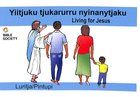 Living For Jesus (Luritja/pintupi) Booklet