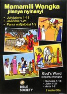God's Word (Martu Wangka) (8 Cd Set) CD
