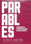 Parables (Kit Includes 5 Teachings On Cds & 2 Teachings On Dvds, Quick Study Booklet + Questions) Pack