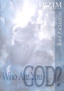 Who Are You God? DVD