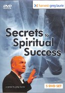 Secrets to Spiritual Success (5 DVD Set) DVD