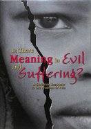 Is There Meaning in Evil and Suffering? (2 DVD Set) DVD