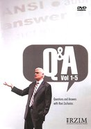 Q & a: Questions and Answers With Ravi Zacharias (5 Discs) (Vol 1-5) DVD