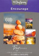 Boxed Cards Encourage: Tony Evans