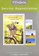 Boxed Cards: Service Appreciation Box