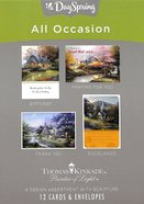 Boxed Cards All Occasion: Thomas Kinkade, Painter of Light Box