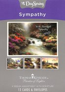Boxed Cards Sympathy: Thomas Kinkade, Painter of Light Box