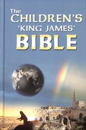 Children's King James Bible Hardback