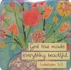 Meaningful Magnet: God Has Made Everything Beautiful Novelty