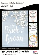 Boxed Cards: Wedding - to Love and Cherish (Kjv) Box