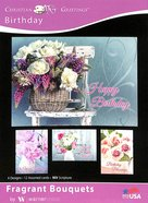 Boxed Cards: Birthday - Fragrant Bouquets (Niv)