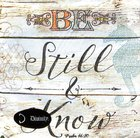 Napkins: Be Still & Know, Wood Planks Homeware
