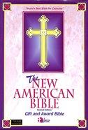 Nab Deluxe Gift Bible Burgundy Indexed Bonded Leather