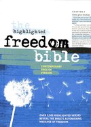 CEV Highlighted Freedom Bible Paperback