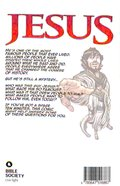 The Story of Jesus Comic Book (Pocket Size)
