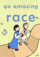 An Amazing Race - Children's Easter Leaflet (Cev) Booklet