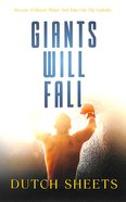 Giants Will Fall Paperback