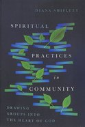 Spiritual Practices in Community: Drawing Groups Into the Heart of God Paperback