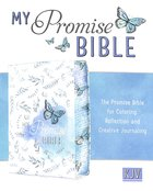 KJV My Promise Bible Large Print Butterfly (Black Letter Edition) Hardback