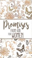 Promises From God For Women, Butterflies/Floral Luxleather Imitation Leather