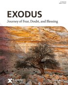 Exodus - Journey of Fear, Doubt, and Blessing (Explore The Bible Series) Paperback