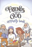 Friends With God Activity Book Paperback