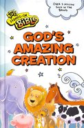 God's Amazing Creation (My First Hands-on Bible Series) Hardback