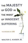 The Majesty of God in the Midst of Innocent Suffering: The Message of Job Paperback