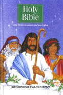 CEV Young Christian's First Bible With Deuterocanonicals/Apocrypha Hardback