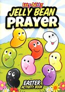 Jelly Bean Prayer Easter Activity Book (Itty Bitty Bible Series) Paperback