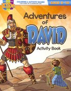 Adventures of David (Ages 8-10 Reproducible) (Warner Press Colouring & Activity Books Series)