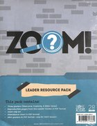 Names of God Leader Resource Pack (Zoom! Curriculum Series) Pack
