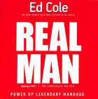 Real Man: Power Up Legendary Manhood (Workbook) Paperback