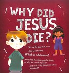 Why Did Jesus Die? (Redesign) Booklet