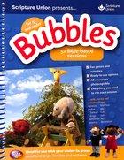 Light: Bubbles Blue Compendium (5 And Under) Spiral