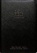 Thai/English Bible Black Vinyl