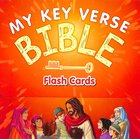 My Key Verse Bible Flash Cards (24 Cards In The Box) Cards